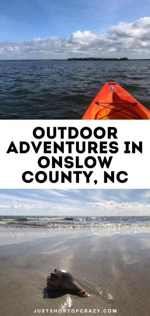 outdoor adventures in onslow county nc