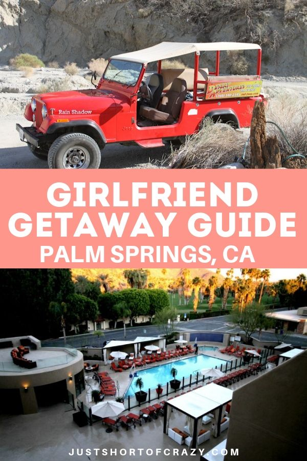 palm springs california getaway guide