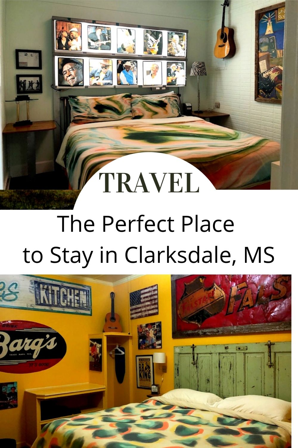 perfect place to stay in clarksdale