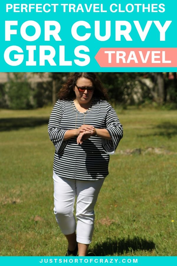 perfect travel clothes for curvy girls