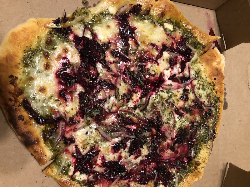 pizza from alabama food truck