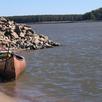 quapaw canoe and the mississippi river