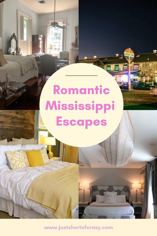 romantic mississippi escapes