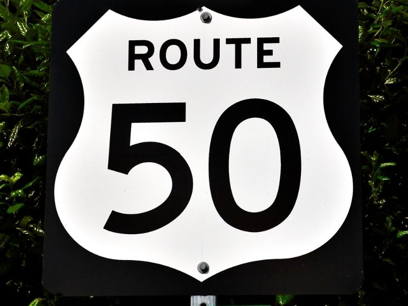 US Route 50
