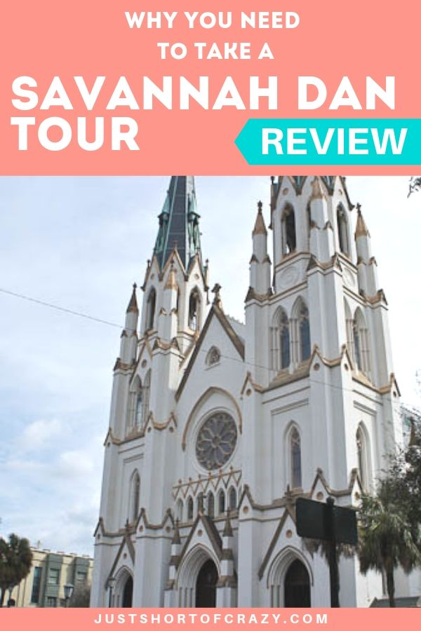savannah dan tour