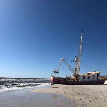 donna kay shipwreck on cape san blas