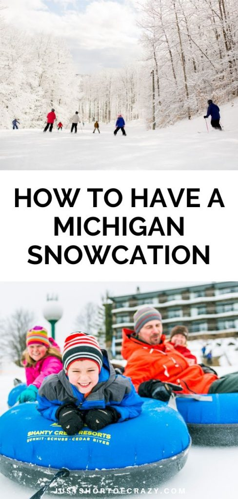 michigan winter fun