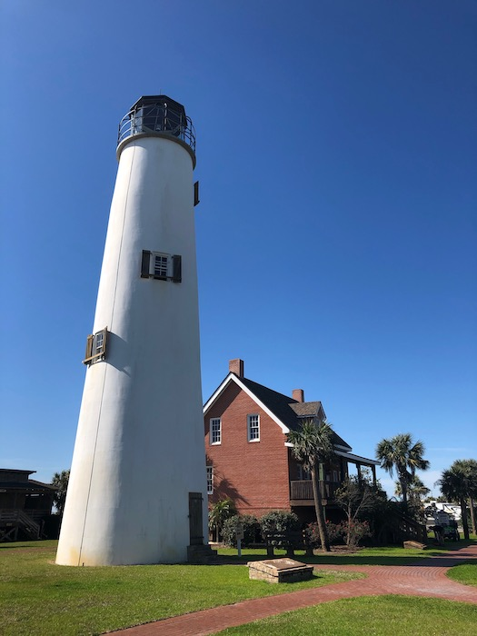 st george light house