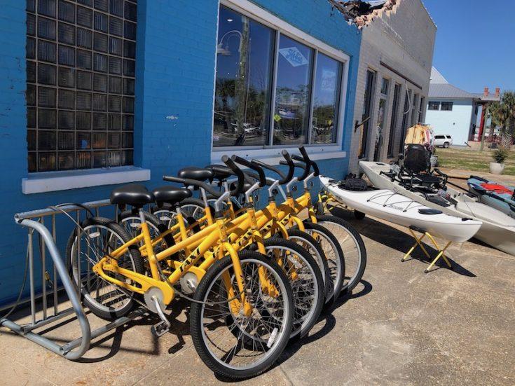 sunjammers bike rentals st andrews fl