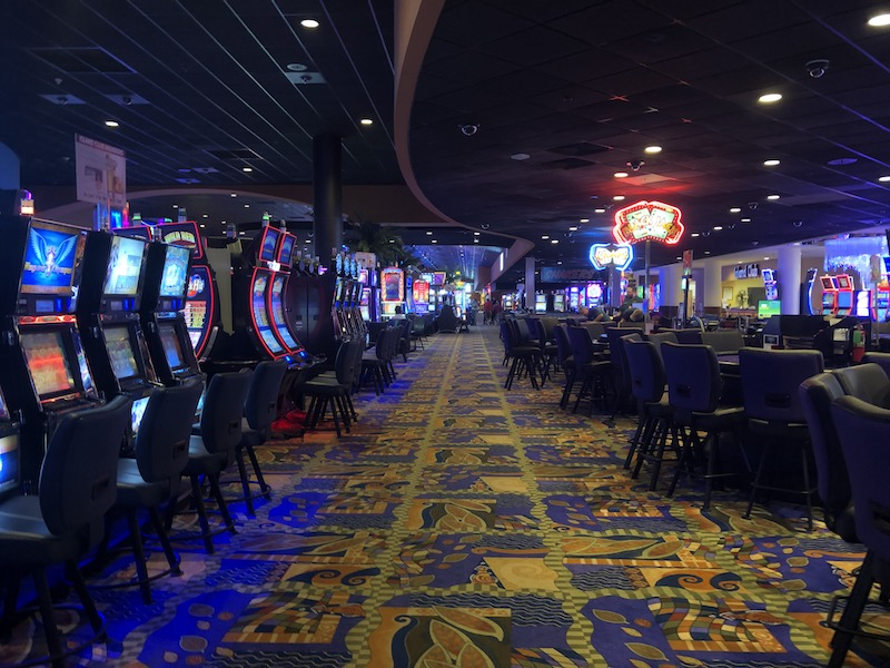 the island resort casino floor 2