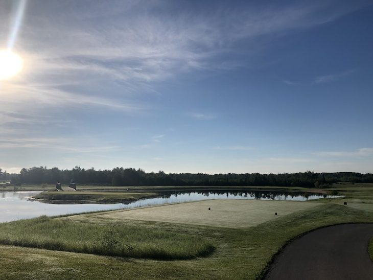 the island resort golf course