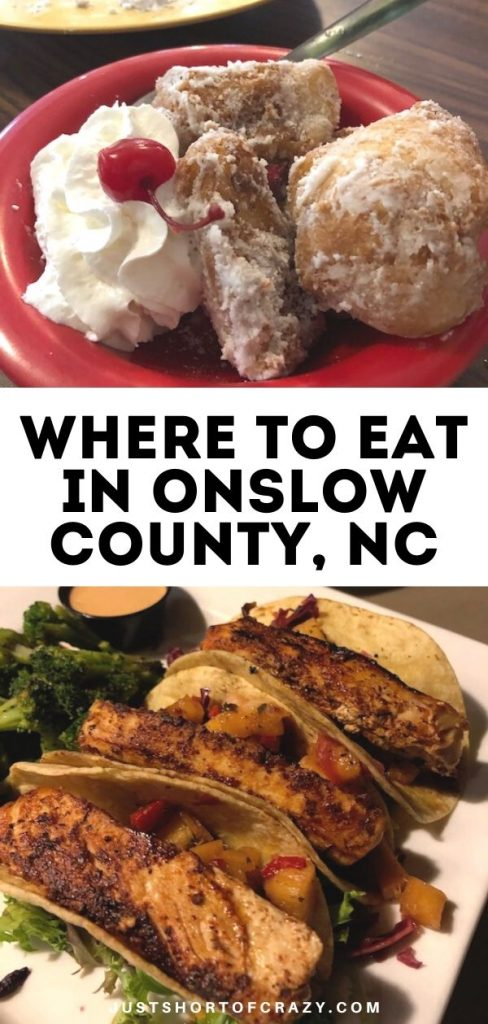 where to eat in onslow county nc
