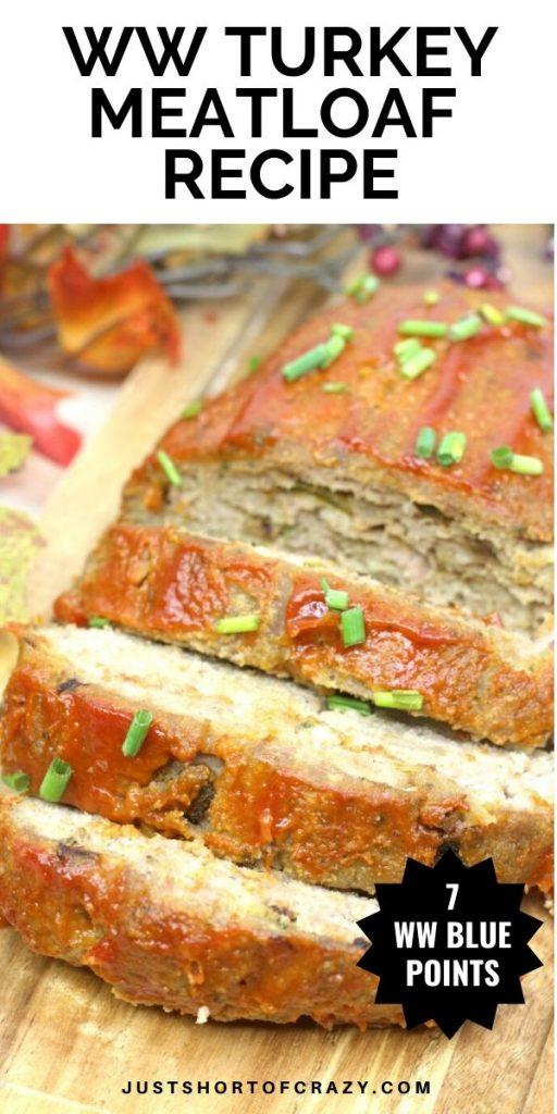 ww turkey meatloaf